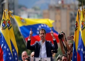 غوايدو يلمح لتدخل عسكري أمريكي بفنزويلا إذا اقتضت الضرورة