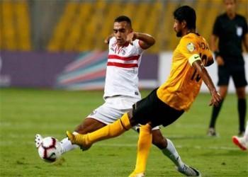 الاتحاد العربي يعاقب القادسية الكويتي بسبب الزمالك المصري