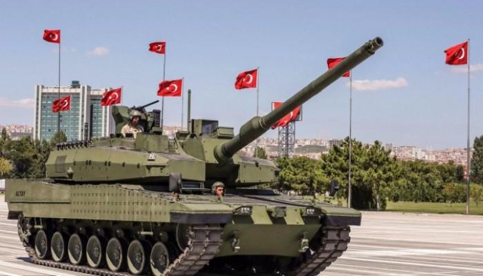تركيا تستخدم الأسلحة المحلية في «غصن الزيتون» بسوريا