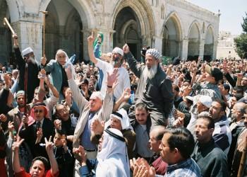 دعوة بالمغرب لجمعة غضب نصرة للأقصى