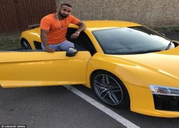 ثري عربي يهرب إلى دبي عقب ملاحقته بإنجلترا (صور)