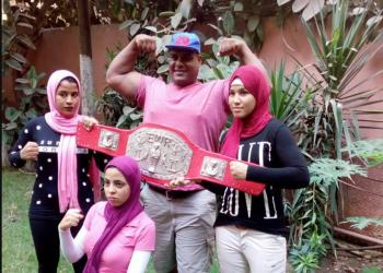 بمشاركة نسائية.. أول بطولة مصرية للمصارعة الحرة تثير الجدل