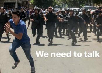 دعوة السلطات المصرية «we need to talk» تثير سخرية واسعة على «تويتر»