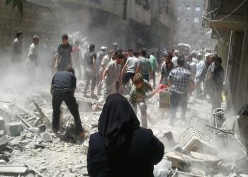 شبكة حقوقية: مقتل 408 مدنيين بسوريا في أبريل