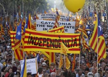 «القدس العربي»: من كردستان العراق إلى كتالونيا إسبانيا
