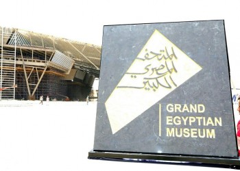 استمرار الجدل حول لوجو المتحف المصري الكبير.. و«الآثار» ترد