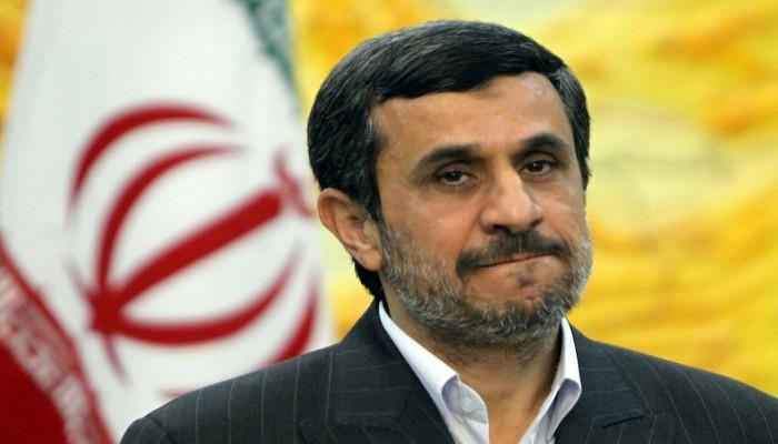 «أحمدي نجاد» يكشف أسرار الصراعات بين قادة إيران