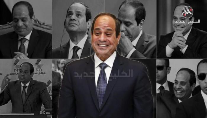السيسي ينتقد السمنة.. وناشطون: رئيس برتبة استشاري تغذية