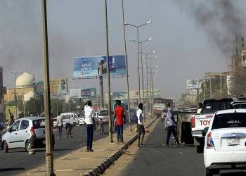 الشرطة السودانية تفرق مئات المتظاهرين وسط الخرطوم