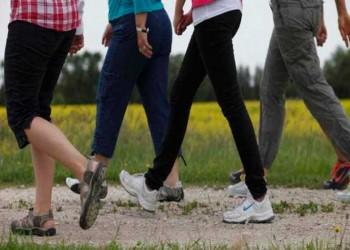10 دقائق من المشي السريع يوميا تحد من السكري والسمنة