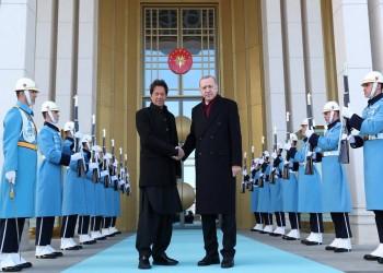 أردوغان وخان مصممان على التعاون لضمان الأمن والسلام الإقليمي