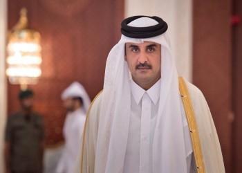 أمير قطر يعزي السعودية في وفاة «منصور بن مقرن»