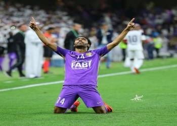 العين يدك شباك الوحدة بسداسية ويقترب من لقب الدوري الإماراتي