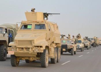 الجيش المصري يعلن مقتل 19 مسلحا واعتقال 20 في سيناء