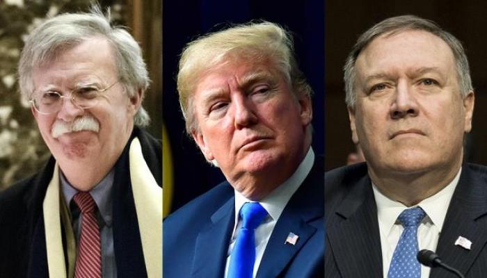 رؤية بولتون للانسحاب من الاتفاق النووي الإيراني