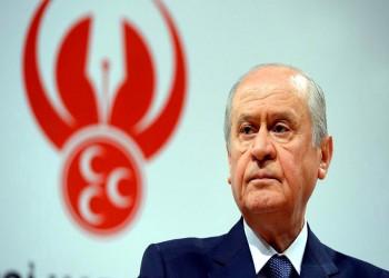رئيس «الحركة القومية» يدعم تحركات «أردوغان» بشأن إدلب السورية