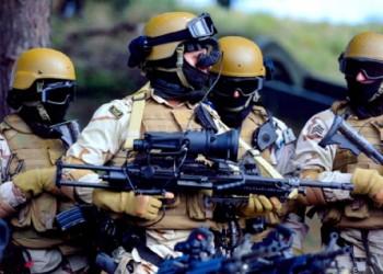 قوات سعودية تتسلم حراسة القصر الرئاسي بعدن من نظيرتها الإماراتية