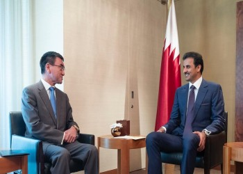 تميم يبدأ زيارة لليابان ويترقب توقيع شراكة استراتيجية