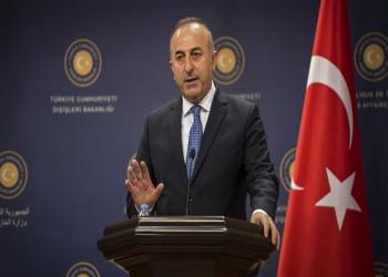 تركيا: نسعى لأن يشهد عام 2018 نهاية الاشتباكات بسوريا