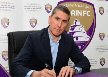 رسميا.. العين الإماراتي يتعاقد مع المدرب الإسباني غاريدو