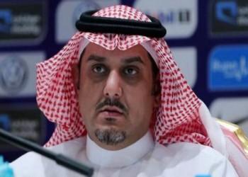 بالفيديو.. رئيس نادي الهلال يعتذر لجماهير «الاتحاد» عن تصرف «العابد»