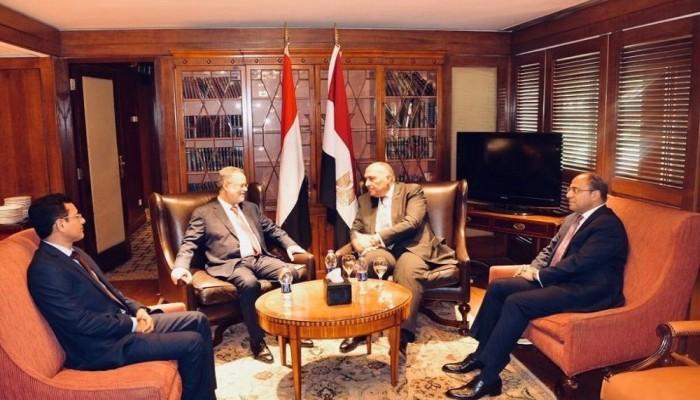 مصر تعلن استعدادها لدعم الحل السياسي في اليمن