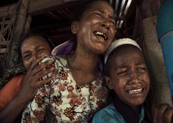 «رايتس ووتش» تطالب ميانمار بوقف الانتهاكات بحق مسلمي «الروهينغا»