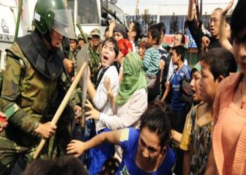 عن معسكرات احتجاز مسلمي الصين