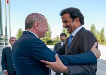أمير قطر يغرد بالتركية: نقف بجانب الأشقاء