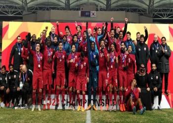 فيديو.. «عفيف» يهدي قطر برونزية آسيا على حساب كوريا