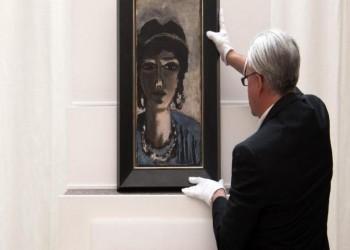 بيع لوحة لوجه امرأة مصرية بـ4.7 ملايين يورو