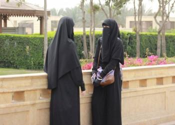 حظر النقاب بشكل كامل في الجامعة الأمريكية بالقاهرة