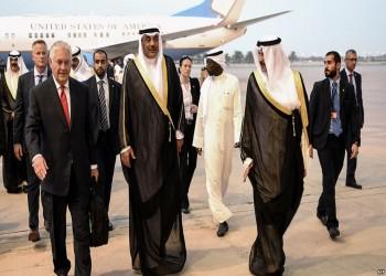 «تيلرسون» يهاتف وزير خارجية الكويت عشية القمة الخليجية