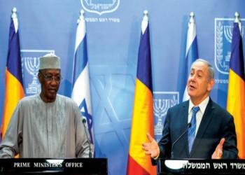احتفاء إسرائيلي بزيارة رئيس تشاد.. ونيجيريا ومالي في الطريق
