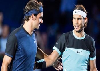 «فيدرر» و«نادال».. ملوك التنس على جميع الأرضيات