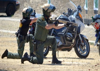 مدرب لياقة صربي يشرف على تدريب شرطة أبوظبي