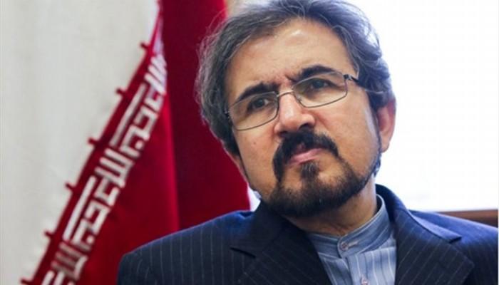 إيران للإمارات والبحرين: أحجامكم لا تؤهلكم للتطرق لكل القضايا