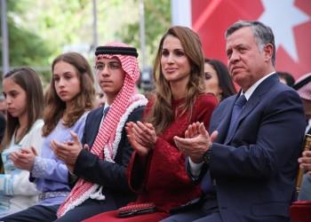 العاهل الأردني إلى بريطانيا لحضور حفل تخرج ولي عهده