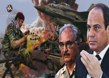 نشطاء مصريون عن ضرب «السيسي» لليبيا: يحمي نظامه ويدعم «حفتر» ويخلط الأوراق