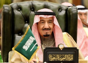 الملك «سلمان»: نقبل ما يقبله الفلسطينيون ونرفض ما يرفضونه