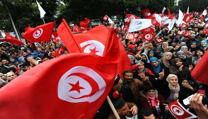 وسط إجراءات أمنية مشددة.. تونس تحيي الذكرى السابعة لـ«ثورة الياسمين»
