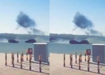 فيديو .. خطأ عسكري فادح خلال عرض عسكري في البحرين