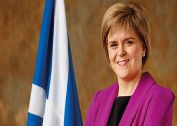اسكتلندا ستطلب الأسبوع المقبل إجراء استفتاء على الاستقلال من بريطانيا