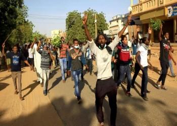 """تجمع """"المهنيين السودانيين"""" يعلن عن تنظيم مظاهرة ثالثة"""