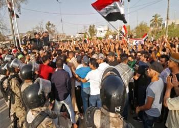 المتظاهرون بالعراق.. «مخربون إرهابيون إمعات»!