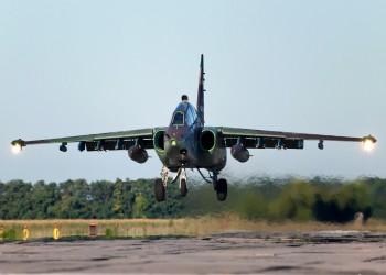 روسيا تعيد 6 مقاتلات «سوخوي-25» من قاعدة حميميم السورية