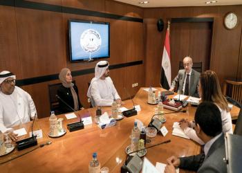 شراكة استراتيجية بين الإمارات ومصر لتطوير الأداء الحكومي