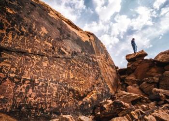 اكتشاف مواقع يعود تاريخها إلى 100 ألف عام بالرياض