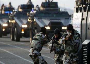 للمرة الأولى.. «أمن الدولة» السعودي ينفذ مهام قتالية