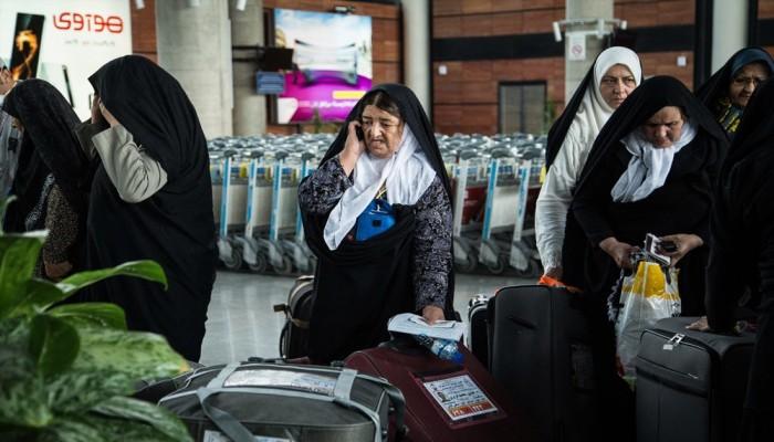 إيرانيات ينتقدن تفتيشهن بطريقة «منافية للحياء» في مطار طهران
